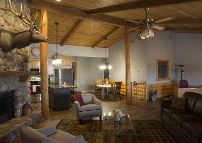 Elk Lodge Living Room