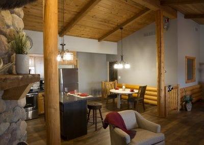 Elk Lodge kitchen