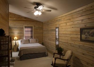 Elk Lodge bedroom